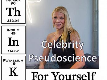 Think for Yourself: Celebrity pseudoscience
