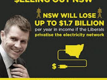 Who is really behind the headlong rush to sell off public assets in NSW?
