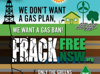 NSW Greens seeking to capitalise on Baird's unpopular policies