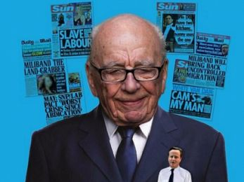 The Budget, the UK election, the Murdoch media and the fragility of power