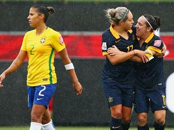 Matildas have finest Day after waltzing past Brazil in World Cup