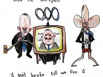 The Abbott gang's damaging war on the ABC