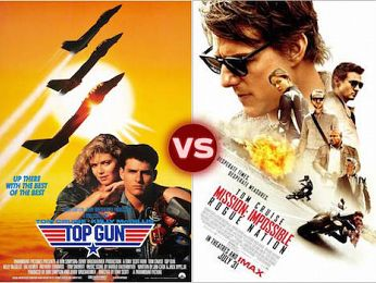 Screen Themes – Mission: Impossible - Rogue Nation vs Top Gun