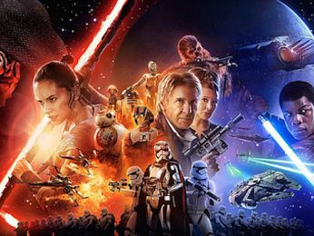 Screen Themes — Star Wars: The Force Awakens