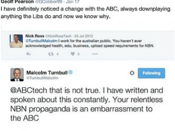 Malcolm Turnbull, Nick Ross and the sad story of a broken ABC