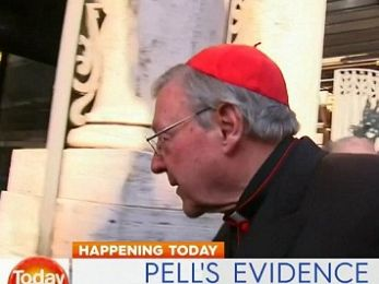 EXCLUSIVE: Former HK Governor Lord Chris Patten is George Pell's spin doctor