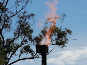 Origin planning to drill CSG wells through Linc explosive gas zone