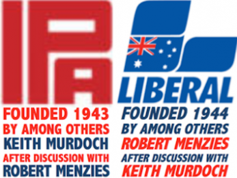 The Liberal Party, the IPA and Australia's agenda