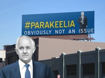 How very Parakeelia!