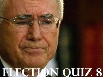 Election QUIZ #8: How well do you know the Federal Coalition?