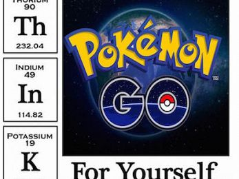 Think For Yourself: Pokemon Go