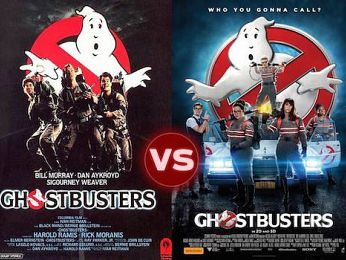 Screen Themes: Ghostbusters (2016) vs Ghostbusters (1984)