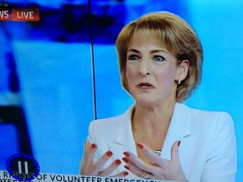CRASH INVESTIGATION: Michaelia Cash's fiery car wreck interview