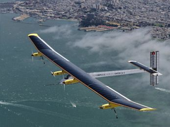 David Suzuki: Airline emissions too high now we have solar-powered planes