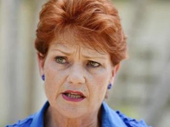 The resistible rise of Pauline Hanson