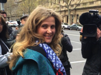 Kathy Jackson in court: You're so vain