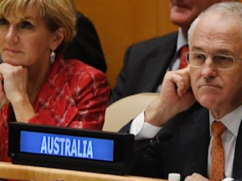 UN Refugee Summit NY: Turnbull breaks the commitments we have given