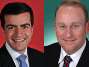 Dastyari and Irons: Mainstream media and crime in politics