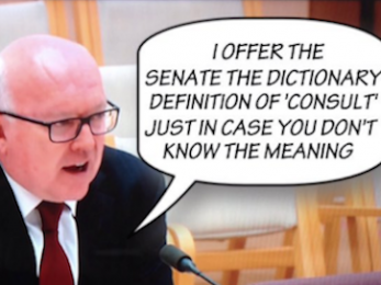 Gleeson's resignation and the rule of law according to Brandis