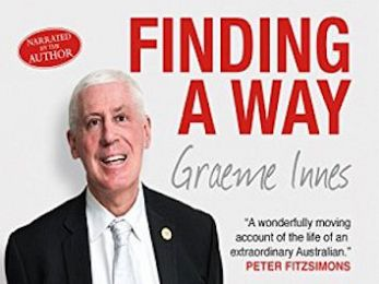 Review: 'Finding a way' by Graeme Innes