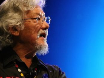 David Suzuki: Hard work and love trump fear and hate