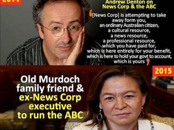 ABC staff union and friends say honeymoon over for Michelle Guthrie