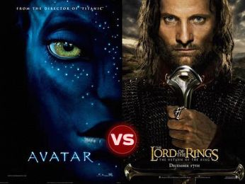 Screen Themes — Lord of the Rings vs Avatar