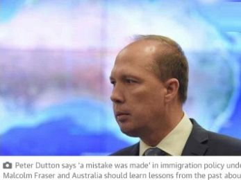 A Bolt of Dutton: Fake news and Section 18C