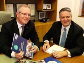 MYEFO: No budget repair, more welfare 'crackdowns', same old excuses