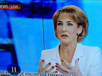 IA's #8 TOP STORY OF 2016: Michaelia Cash's fiery car wreck interview