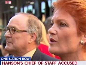 EXCLUSIVE: J. Ashby faces defamation action from former One Nation boss