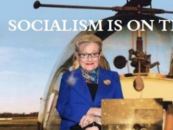 Sussan Ley resigns: Socialism is on the march!