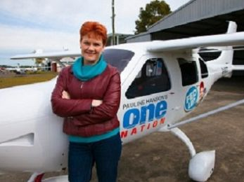 Pauline Hanson lying high: The strange case of James Ashby's aeroplane