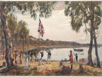 Does Australia Day commemorate genocide?