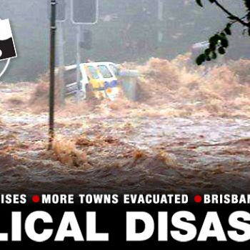 Queensland flooding and heartbreaking Australian weather