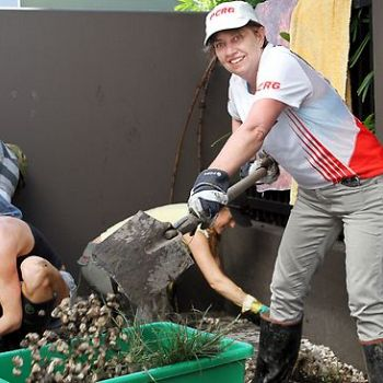 Queensland flood clean up - the good and the bad
