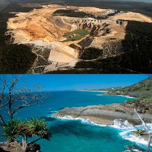 Some sand-mining should stay on super Straddie