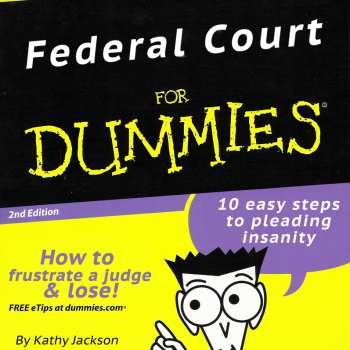 Jacksonville 13: How to frustrate a judge