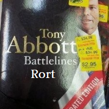 Tony Abbott's #Battlerorts scandal goes mainstream