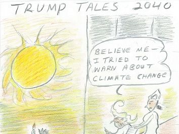 CARTOON: Trump tales