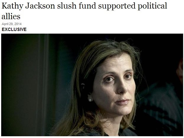 Kathy Jackson's secret slush fund and Victorian Police ...
