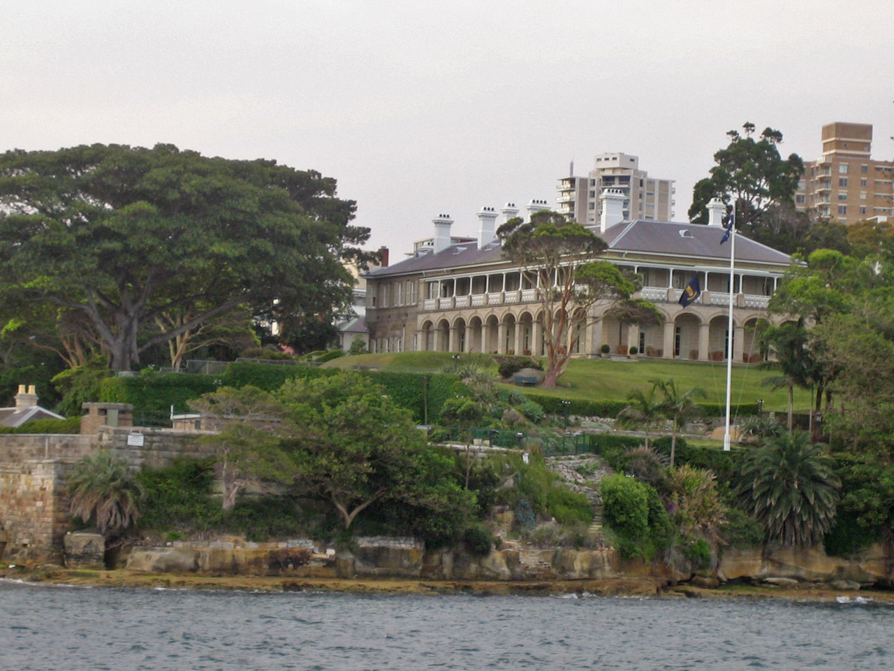 admiralty house - photo #3
