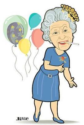 Happy 85th Birthday Queen Elizabeth II Time To Retire