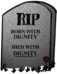 an analysis of euthanasia the right to life versus the right to die Medicine and society still struggle with getting it right for all patients  this  executive summary is a synopsis of the acp's position  acts near the end of life , medicalization versus personalization of death, and the ethics and.