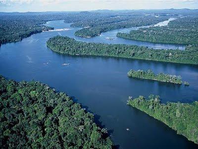 Xingu River Deforestation and clim...