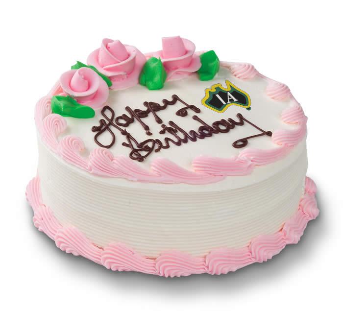 Birthday Cake Iowa City