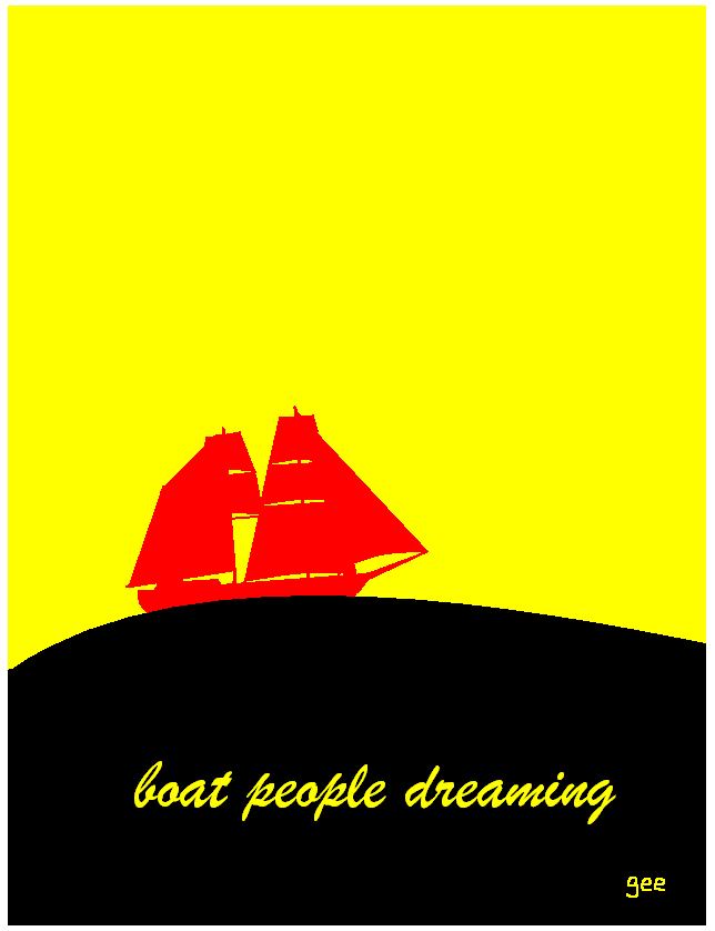 Boat People Dreaming