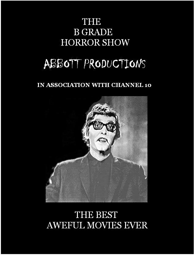 B grade horror movies