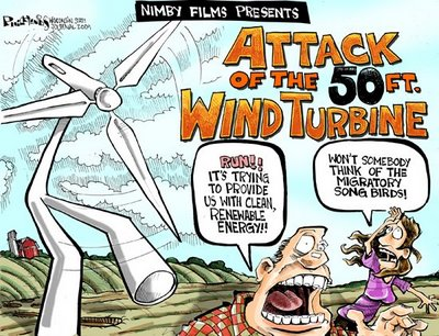Wind Turbine Syndrome Farm Hosts Show No Ill Effects