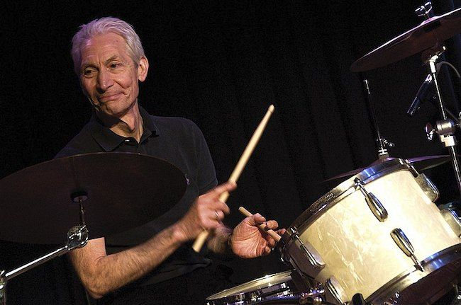 Farewell to the gentleman drummer